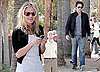 Photos of Anna Paquin and Stephen Moyer Grabbing Lunch Together at Lemonade in Venice Beach