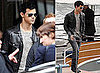 Photos of Taylor Lautner in Paris With Contest Winner