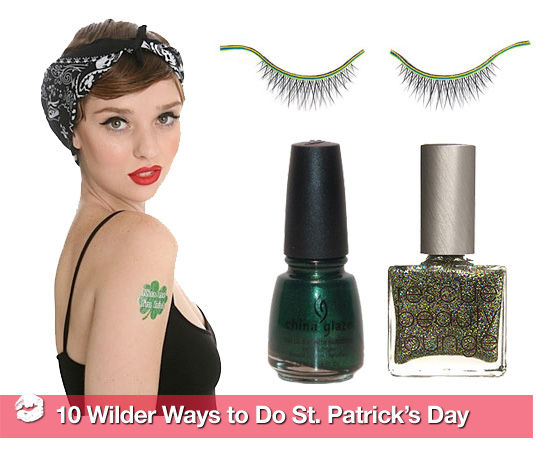 10 Wilder Ways to Celebrate St. Patrick's Day