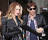 Slide Photo of Jessica Simpson and Ken Paves in NYC