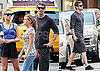 Photos of Josh Hartnett in NYC