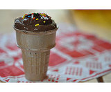 Yummy Pudding Cone