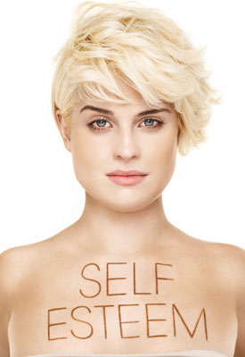 Kelly Osbourne Teams With St. Tropez to Promote Self-Esteem