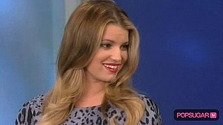 Jessica Simpson Talks John Mayer and Having Children With Ken Paves on The View