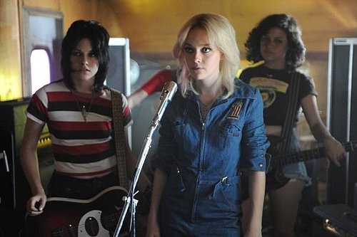 Movie Review of Kristen Stewart and Dakota Fanning in The Runaways
