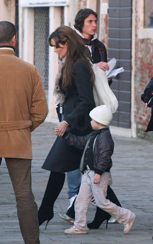Photos of Angie and Kids