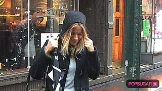 Video of Sienna Miller in New York City