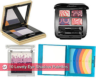 The Prettiest Eye Shadow Palettes