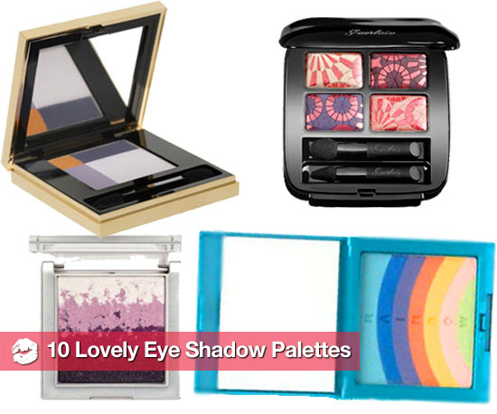 The 10 Prettiest Eye Shadow Palettes of Spring
