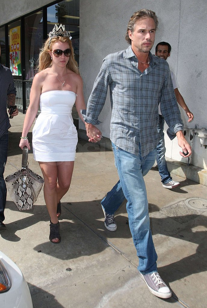Photos of Britney and Jason