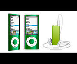 Green iPods!