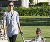 Slide Photo of Jessica Alba and Honor at the Park in LA