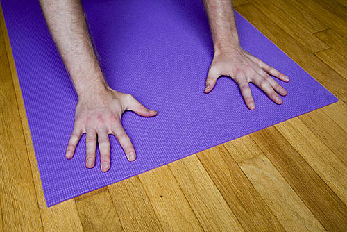 Before Yoga, Warm Up Your Wrists and Upper Body