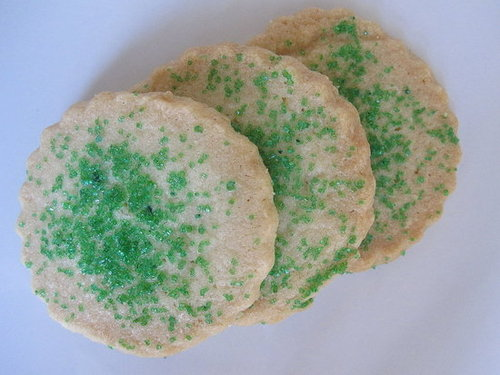 Easy and Basic Shortbread Cookie Recipe