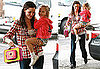 Photos of Jennifer Garner and Violet Affleck on Their Way to School in Los Angeles