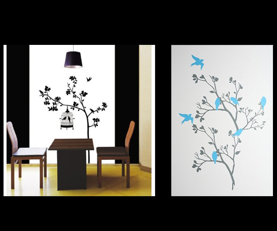 Wall Decals ($10-$48)