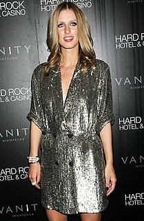 Nicky Hilton and David Katzenberg Host a Party at Hard Rock's Vanity Nightclub