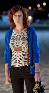 Rumer Willis Style as Gia on 90210