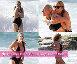 Ke$ha Bikini Photos in Australia