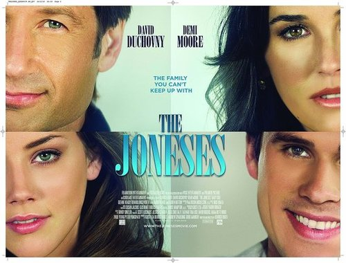 Watch Trailer For The Joneses Starring Demi Moore, David Duchovny, Amber Heard, Ben Hollingsworth 2010-03-24 09:00:00