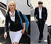 Photos of Katherine Heigl and Ashton Kutcher On LA Set of Killers For Reshoots
