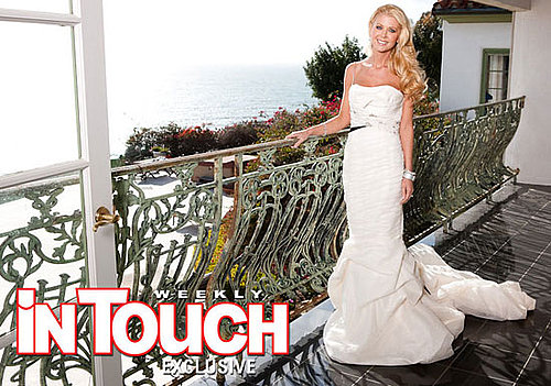 Tara Reid Wedding Dress Photos