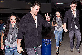 Channing Tatum And Jenna Dewan Going to London For Dear John; He Turns Down Captain America