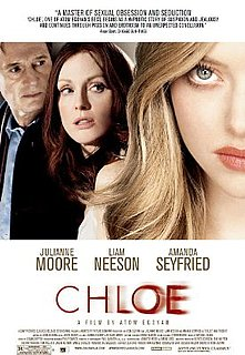 Amanda Seyfried's Chloe in Limited Release March 26