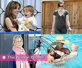 Angelina Jolie with Knox and Vivienne, Kristen Stewart House Hunting, Britney Spears with Jason Trawick