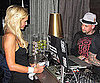 Slide Photo of Paris Hilton and Benji Madden Together in LA