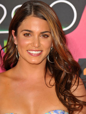 Nikki Reed at 2010 Kids Choice Awards 2010-03-27 17:45:10
