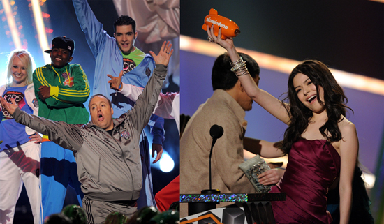Full Winner List of the 2010 Kids' Choice Awards