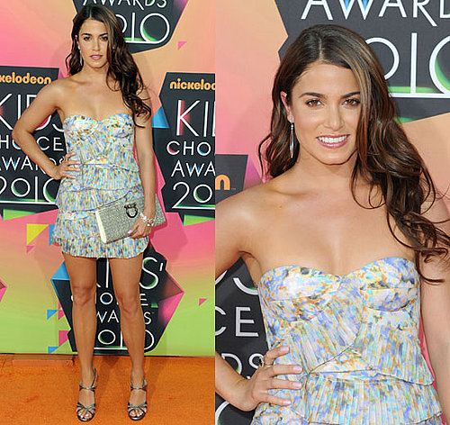 Nikki Reed at 2010 Kids' Choice Awards