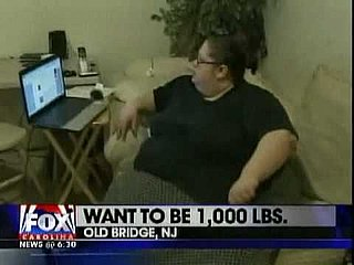 Donna Simpson Wants to Be World's Heaviest Woman