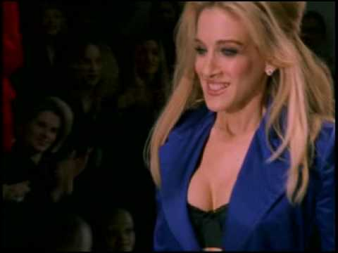 Video of Carrie on the Catwalk from Sex and the City 2010-04-26 00:00:42