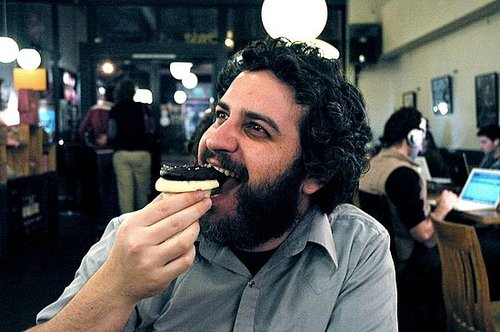 Dudes With Beards Eating Cupcakes