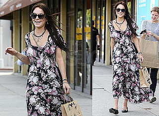 Photos of Lindsay Lohan Shopping Amid Michael Lohan Speaking Out About Her
