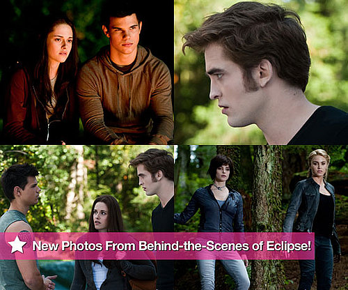New Photos From Behind the Scenes of Eclipse!