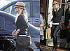 Photos of Reese Witherspoon Wearing a Fedora and Shopping at the Brentwood Country Mart
