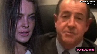 Michael Lohan Press Conference and Lindsay Lohan Clubbing in LA 2010-03-31 10:03:58