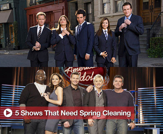 Five TV Shows That Need Makeovers