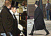 Photos of Robert Pattinson on Bel Ami Set on April Fools Day