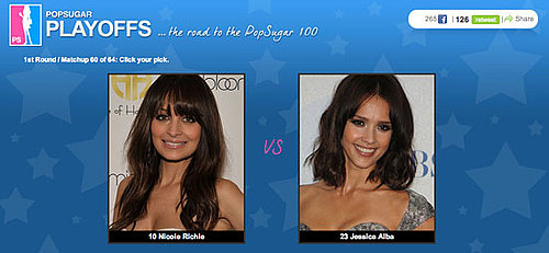 Who Had A Bigger Year — Nicole Richie or Jessica Alba?