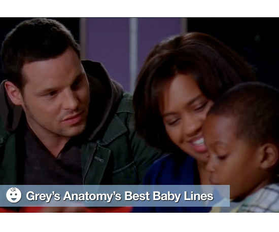 Grey's Anatomy Babies