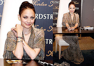 Pictures of Nicole Richie Promoting Winter Kate in Chicago