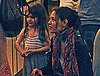 Slide Photo of Katie Holmes and Suri Cruise at City Bakery on Easter