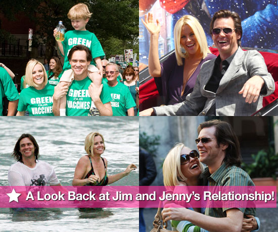 A Look Back at Jim Carrey and Jenny McCarthy's Five-Year Relationship!