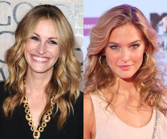 Julia Roberts vs. Bar Refaeli