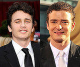 James Franco vs. Justin Timberlake