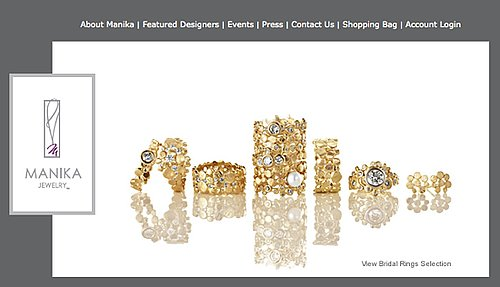 Manika Jewelry Engagement Rings
